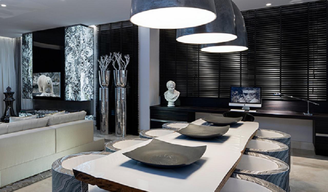 Inmobiliaria m2 marbella for Fotos apartamentos modernos